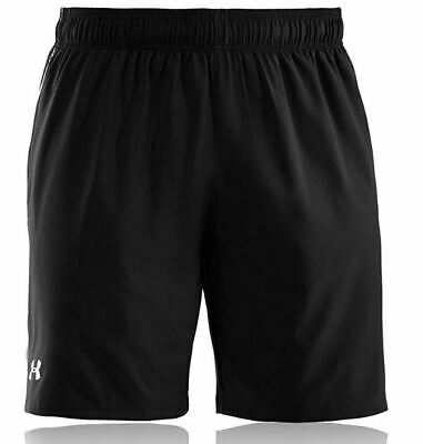 Under Armour Mens Jog Shorts  Black Sweat Pants Gym Long Short For Mens