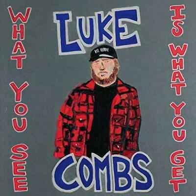 Luke Combs - What You See Is What You Get (NEW CD)