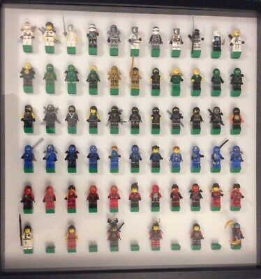 Genuine Lego Ninjago Minifigures Kai Cole Jay Lloyd Zane Nya etc COMBINED POST