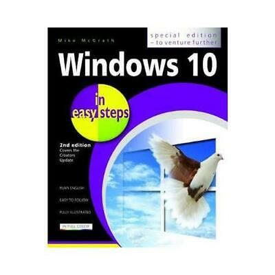 Windows 10 in Easy Steps by Mike McGrath (author)