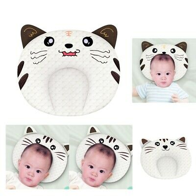 Baby Head Shaping Pillow Neck Support Preventing Newborn Flat Head Syndrome