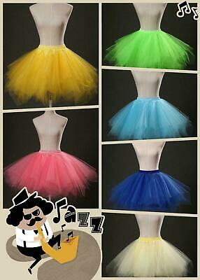 Explosion Women Adult Lady Tutu Skirt Fancy Skirt Dress Up Party Dancing Dress