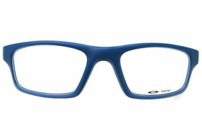 Oakley 8037 Crosslink Pitch 52 Satin Navy Frontale Front Eyewear Ricambio Vista