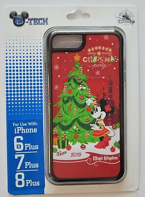 Disney Parks Mickey's Very Merry Christmas Iphone 6s/7/8 Plus Phone Case NWT