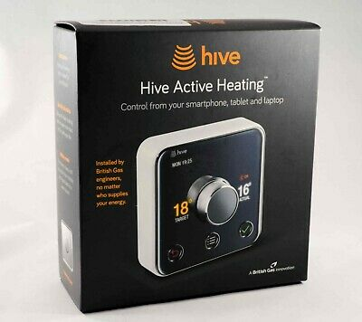 Hive V2 Active Heating And Hot Water Thermostat Requires Professional Installati