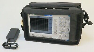 Anritsu CellMaster MT8212B Base Station Analyzer GPS w/ Opt 21, 25, 27, 28, 31+