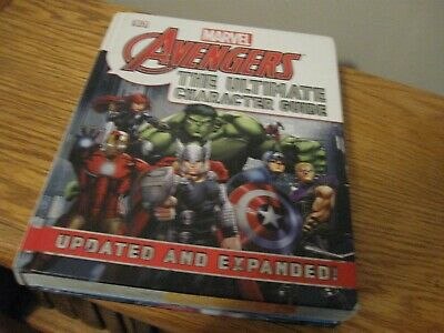 Marvel Avengers The Ultimate Character Guide  By Alan Cowsill