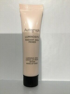 Autograph Luminosity Radiant Skin Primer Base 15ml Brand New Gift Condition