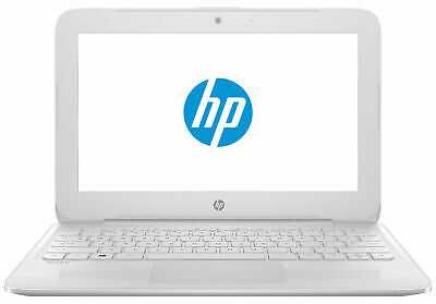 "HP Stream 11-y053sa 11.6"" Laptop PC 2gb RAM 32gb eMMC HDD Bluetooth Windows 10"