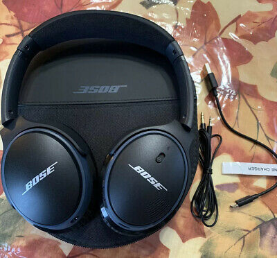 Headphones Bose Soundlink Around-Ear Wireless Headphones II - Black