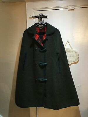 Wetherall New Wool Cape