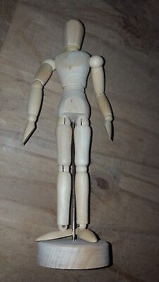 croquis dukke wooden mannequin brand new in box