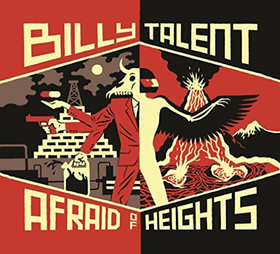 Billy Talent-Afraid Of Heights Cd New