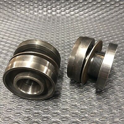 2 SURFACE GRINDER HUBS 1-1/4 in. - machinist toolmakers tools