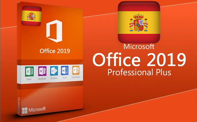 Microsoft Office 2019 Professional Plus instantánea entrega MS Office 2019 Pro
