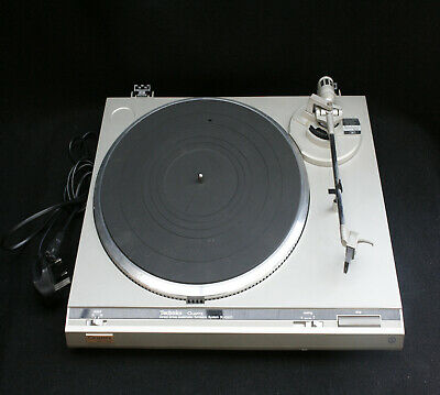 TECHNICS SL-Q200 Quartz Direct Drive Automatic Turntable/Record Player