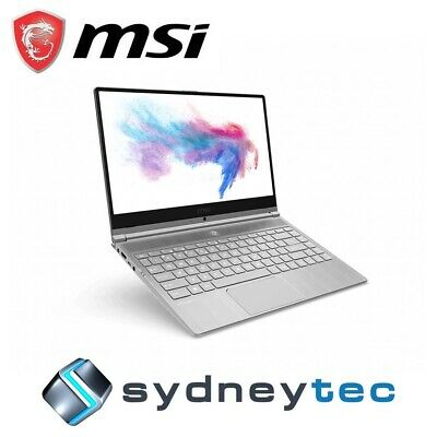 New MSI Modern 14 A10M-457AU 14in FHD IPS Narrow Bezel i5-10210U 8GB 512GB SSD L