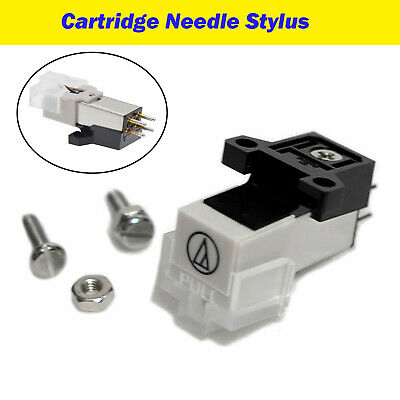 Dynamic Magnetic Cartridge Needle Stylus forAudio Technica Phonograph Gramophone