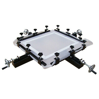 New High Precise Manual Screen Printing Machine Stretcher Frame Screen Stretcher
