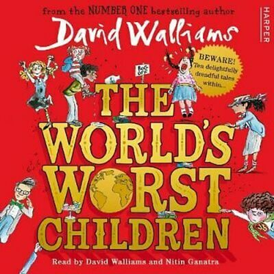 The World's Worst Children by David Walliams 9780008197070 | Brand New