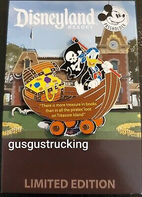 New Disney Parks AP Exclusive Pin (Train Series - Pirate Donald) LE 3000