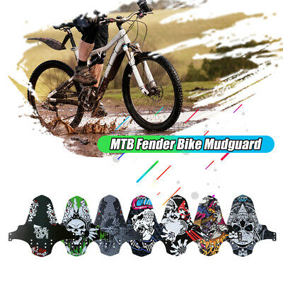 Bike MTB Front Rear Fender Mudguard Mountain Bicycle Road Cycling Mud Guard V1B1