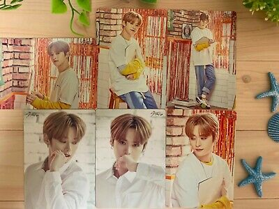 "Stray Kids UNVEIL TOUR ""I am in japan"" Felix photo card photocard 6 set complete"