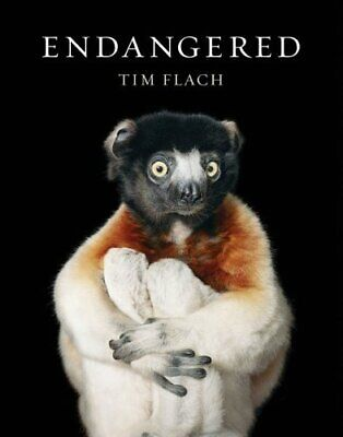 Endangered by Tim Flach 9781419726514 | Brand New | Free UK Shipping