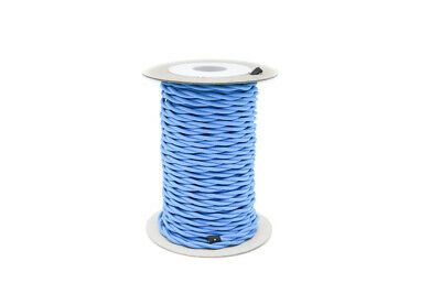 BRAIDED CABLE TS blue - 15 m