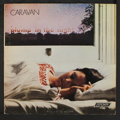 CARAVAN: For Girls Who Grow Plump In The Night LP (gatefold cover) Rock & Pop
