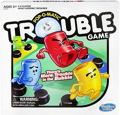 Trouble Game Toys & Hobbies Role Playing Game For Family / Gift For Kids