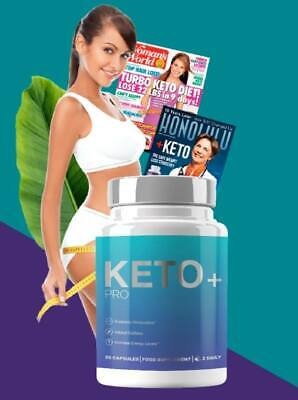 Keto Pro Plus 60 Capsules Extreme Weight Loss - Free Fast Delivery.