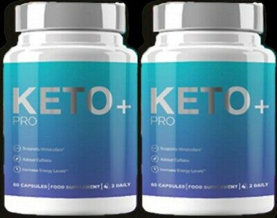 Keto Pro Plus 120 Capsules Extreme Weight Loss - Free Fast Delivery.