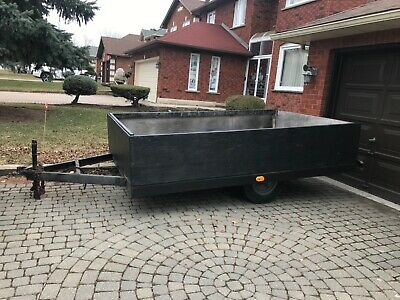 Strong Utility Trailer