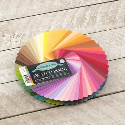 Couture Creations Cardstock Swatch Book
