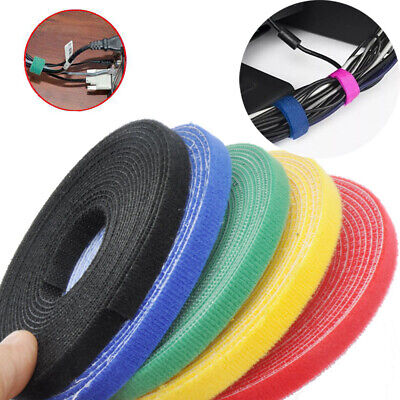 New Fashion Hot Durable Cable Ties Power Wire Management Marker Nylon Strap