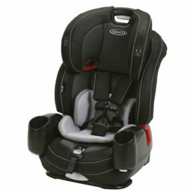 Graco 3-in-1 Nautilus SnugLock LX Harness Booster Seat - Neo