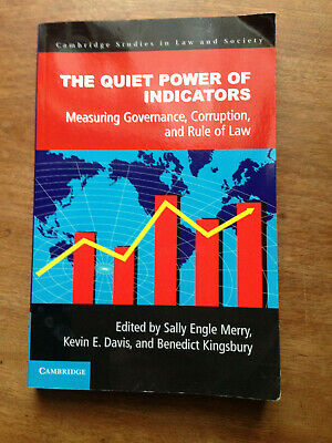 THE QUIET POWER OF INDICATORS - GOVERNANCE CORRUPTION & RULE OF LAW - Merry