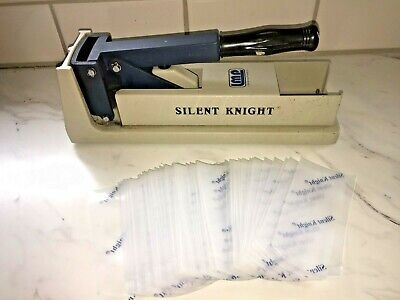 Silent Knight Medication Pill Crusher SK100-GCI Links Medical With 50 Pouches
