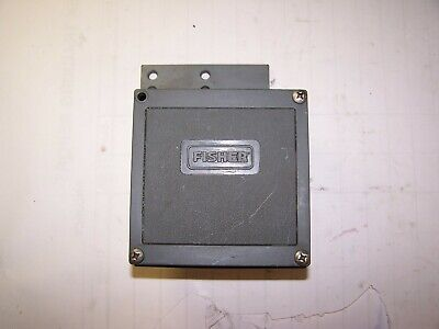 Fisher Electro-Pneumatic Valve Positioner 3 - 9 Psi 3582
