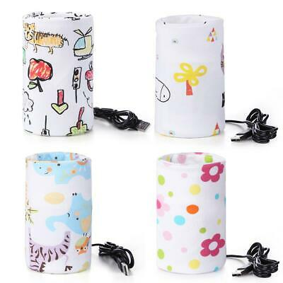 Baby Feeding Milk Bottle Warmer Insulation Bag Thermal Bag Bottle Holder #Cu3