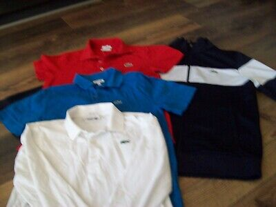 Boys Lacoste Sport Bundle Age 15-16 yrs approx