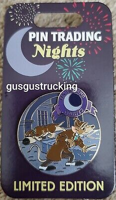 New Disney Parks LE Pin (Pin Trading Night - Great Mouse Detective) LE 1000