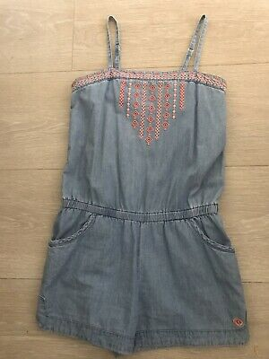 Girls Piping Hot Playsuit - Size 12 - Fast Post!