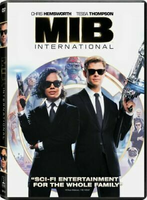 Men In Black International  DVD New and Unopened! Free Shipping!