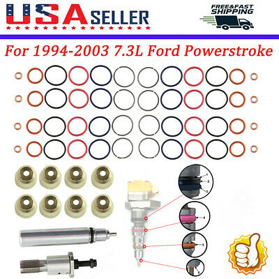 Injector Sleeve Cup Removal Tool and Install Kit For 94-03 7.3L Ford Powerstroke