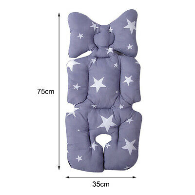 New Body Support Pillow Baby Kids Comfortable Car Seat Stroller Cushion Pad Mat