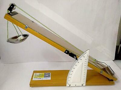 Inclined Plane Laboratory Apparatus for Physics Experiment  Best Quality