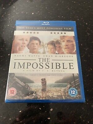 The Impossible [Bluray] [2013] [DVD]