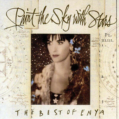 Enya Greatest Hits Best Of CD Paint the Sky with Stars (New/Unsealed!)